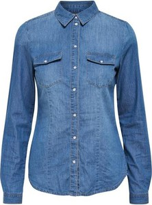 Niebieska koszula only