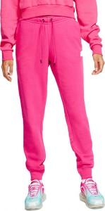 Różowe spodnie Nike