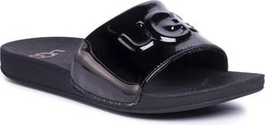Czarne buty dziecięce letnie UGG Australia