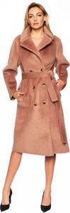 Różowy płaszcz Rino & Pelle
