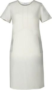 Sukienka Fokus oversize z tkaniny