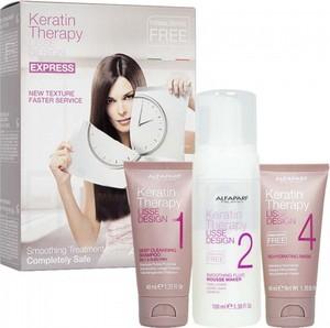 Alfaparf Milano Alfaparf Lisse Design Keratin Therapy zestaw do prostowania włosów z keratyną