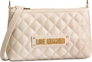 Torebka Love Moschino mała w stylu casual