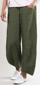 Spodnie Cikelly w stylu retro z dresówki