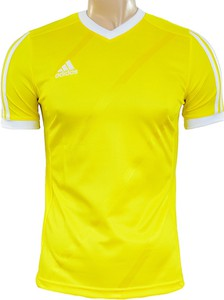 Żółta koszulka dziecięca Adidas Teamwear