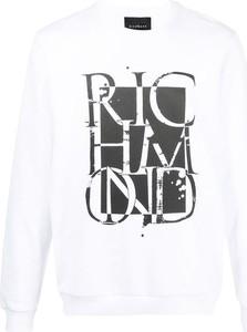 Bluza John Richmond z bawełny w młodzieżowym stylu
