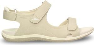 Sandały Geox na koturnie