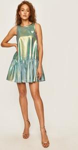 Sukienka Love Moschino rozkloszowana