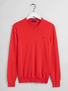 Czerwony sweter Gant