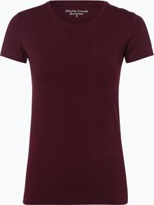 T-shirt Marie Lund w stylu casual z krótkim rękawem