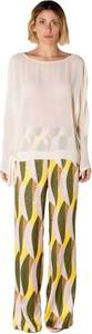 Bluzka Olivia Hops z okrągłym dekoltem