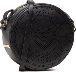 Czarna torebka Love Moschino na ramię