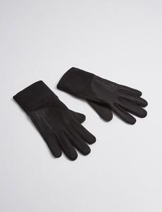 Czarne rękawiczki Diverse