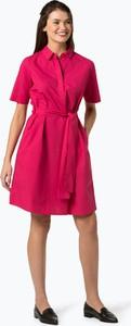Różowa sukienka Princess goes Hollywood midi