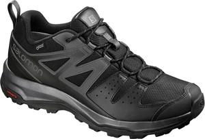 Buty trekkingowe Salomon w sportowym stylu z goretexu