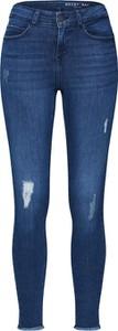 Niebieskie jeansy Noisy May z jeansu
