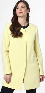 Żółta kurtka Esprit krótka w stylu casual