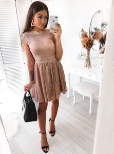 Sukienka Pakuten rozkloszowana mini