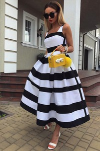 Sukienka Ivet.pl bez rękawów maxi w stylu casual