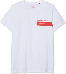 T-shirt Marc O'Polo DENIM z krótkim rękawem w młodzieżowym stylu