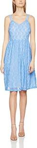 Błękitna sukienka yumi