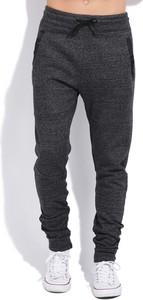 Czarne spodnie sportowe Christian Lacroix z dresówki