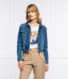 Kurtka Pepe Jeans krótka z jeansu
