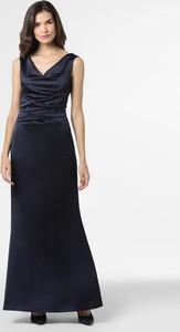 Sukienka Vera Mont Collection z satyny maxi