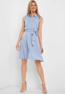 Sukienka ORSAY koszulowa bez rękawów mini