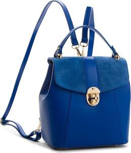 Niebieski plecak Creole