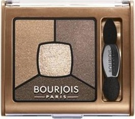 Bourjois, zestaw cieni do powiek, Smoky Stories, 06 Upside Brown, 3,2 g
