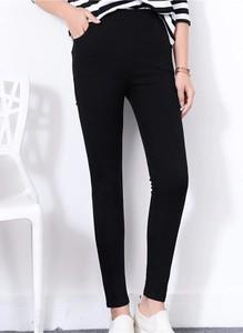 Jeansy Arilook z jeansu w stylu casual