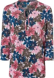 Bluzka Olsen w stylu casual z długim rękawem