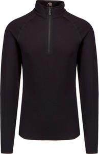 Czarna bluza Bogner