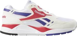 Buty sportowe Reebok ze skóry sznurowane