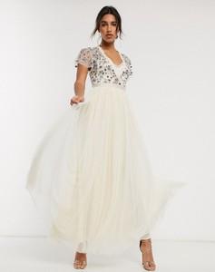 Sukienka Needle & Thread z tkaniny