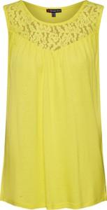 Żółta bluzka STREET ONE