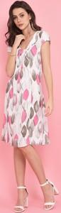 Sukienka Lin Blanc midi