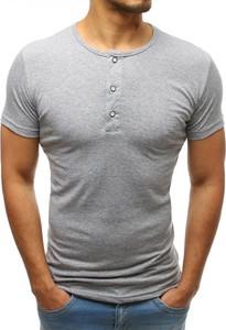 T-shirt Dstreet z bawełny w stylu casual