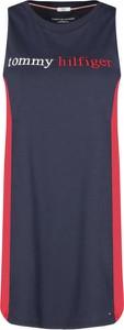 Sukienka Tommy Hilfiger mini bez rękawów