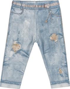Niebieskie legginsy dziecięce Mayoral