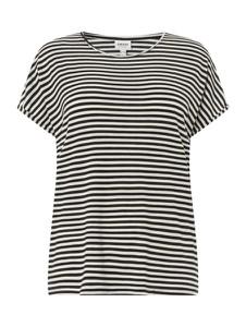 Bluzka Vero Moda z bawełny z krótkim rękawem w stylu casual