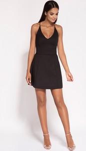 Czarna sukienka Dursi