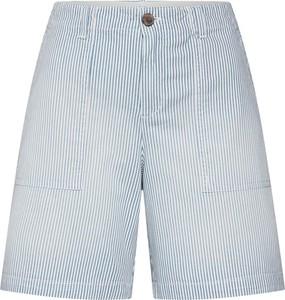 Niebieskie szorty Gap z bawełny w stylu casual
