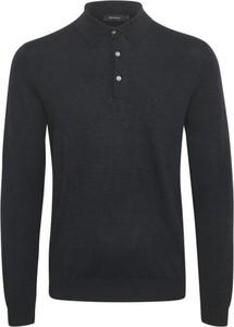 Czarna koszulka z długim rękawem Matinique w stylu casual z długim rękawem