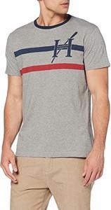 T-shirt amazon.de z krótkim rękawem z nadrukiem