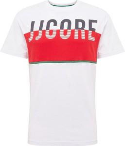 T-shirt Jack & Jones w młodzieżowym stylu z dżerseju