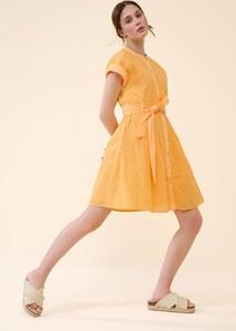 Sukienka ORSAY z okrągłym dekoltem mini
