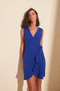 Sukienka Trendyol mini bez rękawów