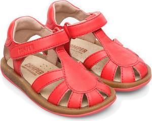 Buty dziecięce letnie Camper ze skóry